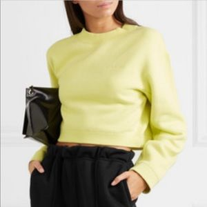 T by Alexander Wang Heavy French Terry Sweatshirt